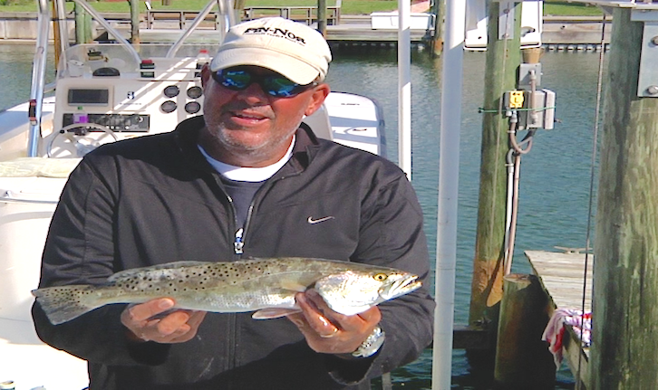 Tampa bay fishing report trout fishing in boca ciega bay for Skyway fishing report