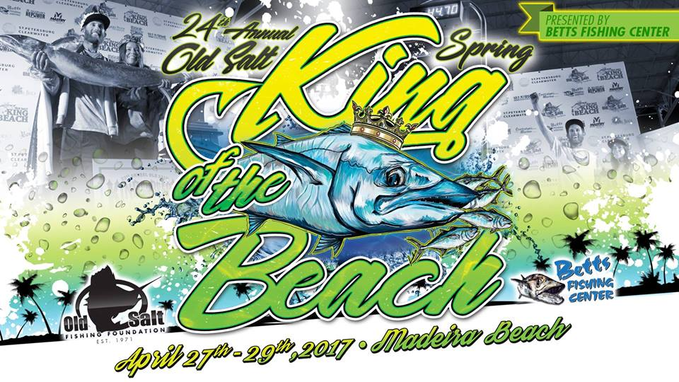 King of the beach Tampa bay fishing report repost